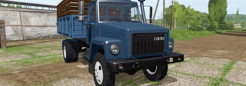 GAZ 33086 Countryman v1.0