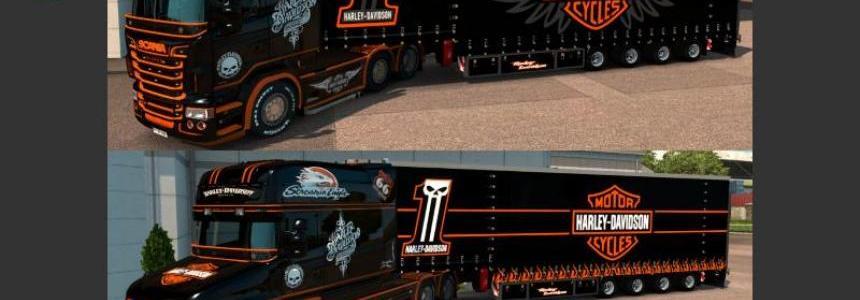 Harley Davidson Pack v2.0