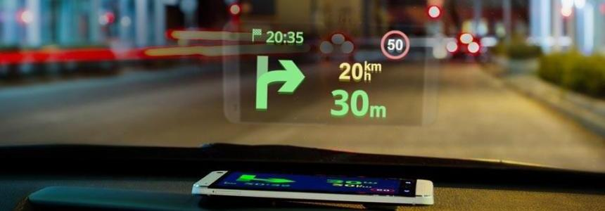 Head-up Display for Trucks