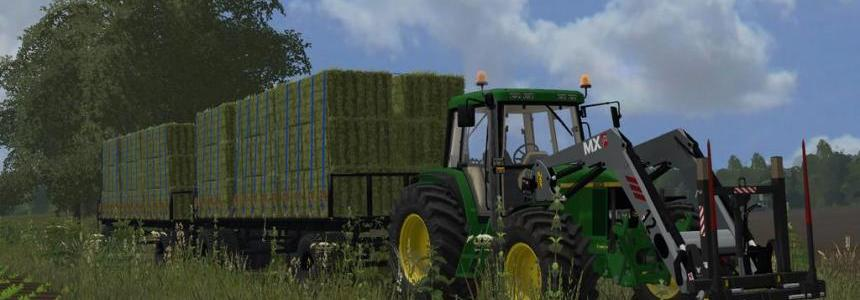Homemade Bale Trailer v1.0.0.0