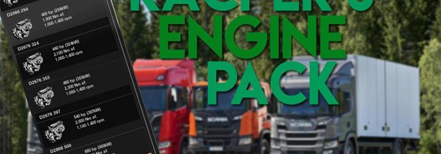 Kacper's Engine Mega Pack - v3.0 – New Edition