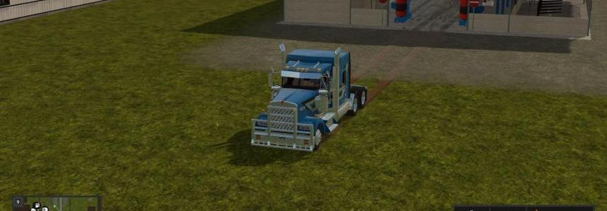 Kenworth W900 CAMERA FIXED v1.0