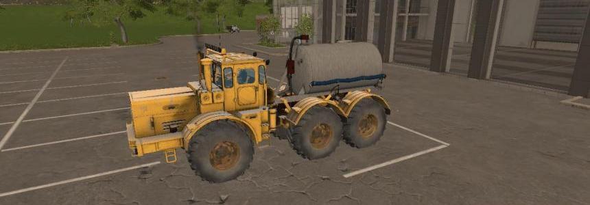 Kirovets K-701 6x6 Cistern v1.0