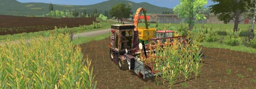 KSK-100 Forage Harvester v1.0
