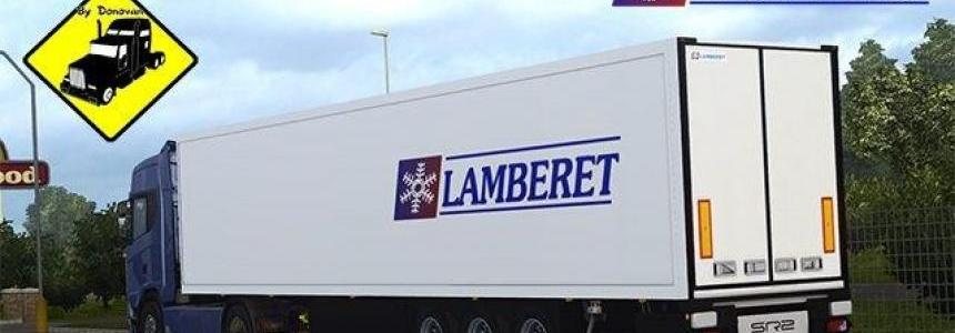 Lamberet Trailer by Donovan v3.1 (Upgrade)