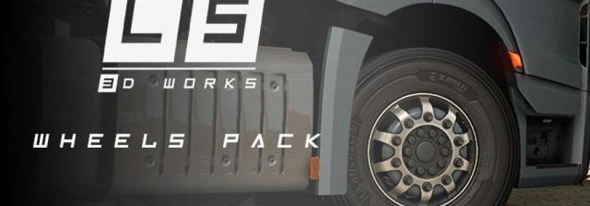 LS Wheels Pack v28.01.18 1.28.x-1.30.x