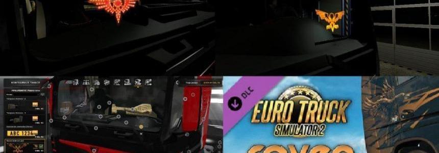MAN TGX Euro6 DLC Raven compatibility