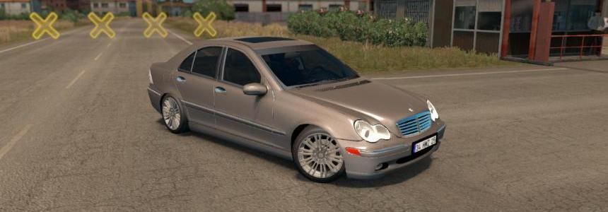 Mercedes Benz C32AMG/C320 v1.0