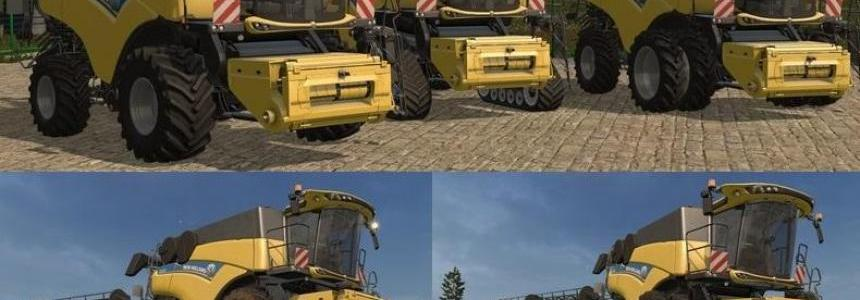 New Holland CR10.90 WS v1.0.0