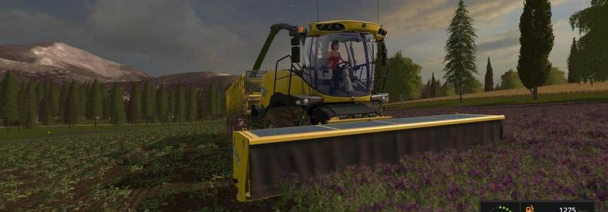 New Holland Forager pack v1.0