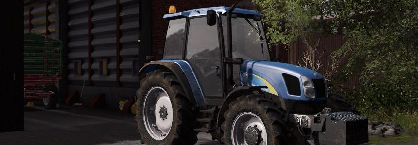 New Holland T5000 v0.9 Beta