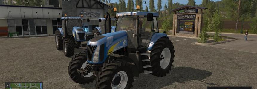 New Holland TG200 v4.0