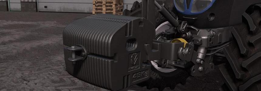 New Holland Weight v1.0.0.0