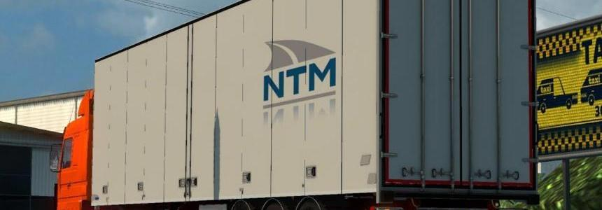 NTM only semitrailers 4.4m / 4m v1.1