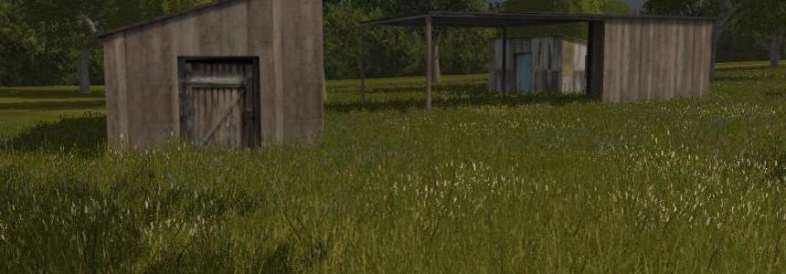 Old Sheds To Use In Farming Simulator v1.0.0.0