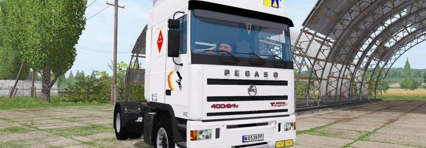Pegaso Troner TX v1.0