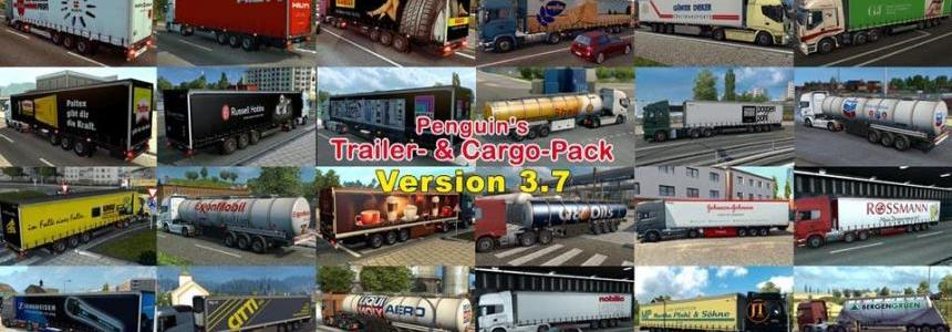 Penguins Trailer and CargoPack v3.7 [1.30]