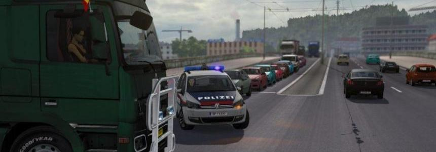 Police Addon with Beacon 1.30.x
