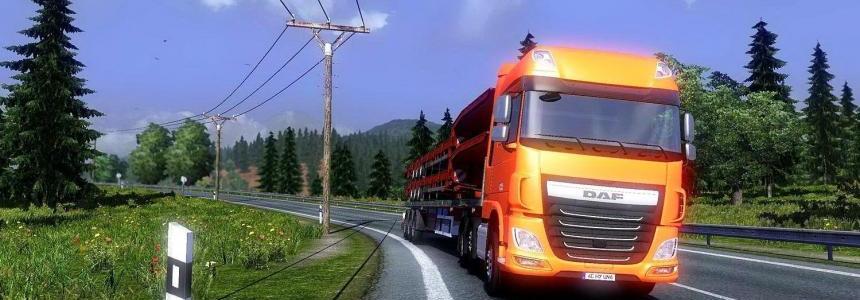 Realistic Truck Physics v3.0 by RobertDRN 1.30.x