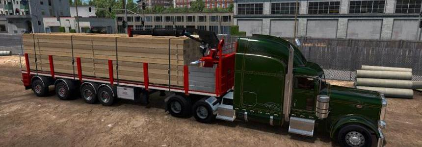 Reworked Brick Trailer [ATS] v1.0.4