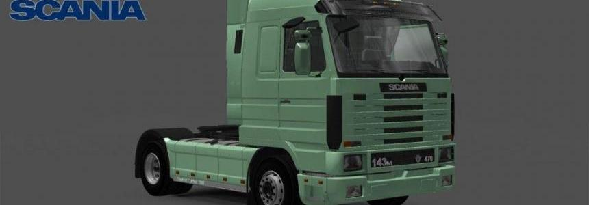Scania 3 Series Rework v1.0
