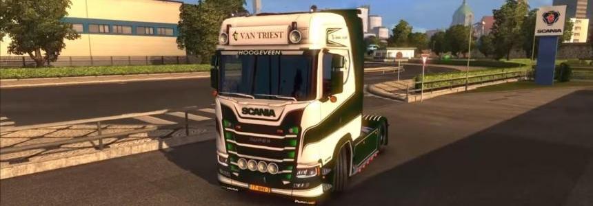 Scania Next Generation 1.30.x