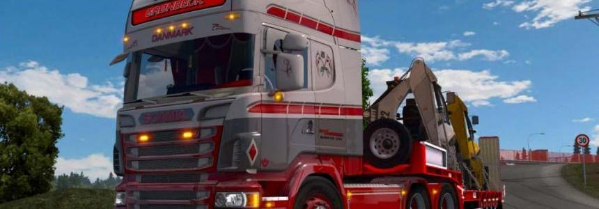 Scania R560 Gronbeck 1.30