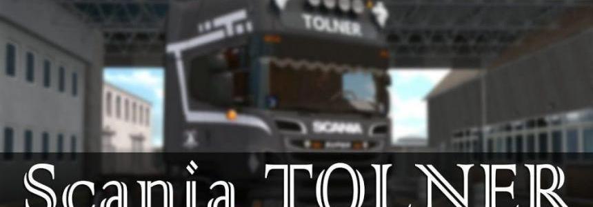 Scania R560 Tolner 1.30