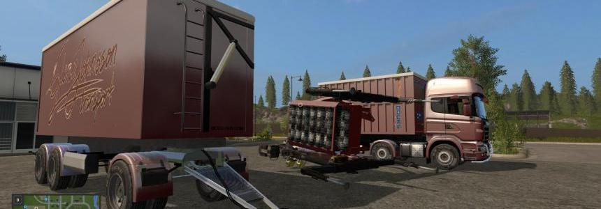 Scania R730 Crusher v1.0