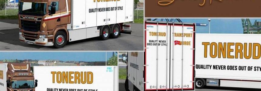 Scania RJL NTM Tonerud Skin v1.0