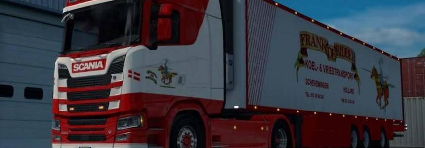 Scania S Frank De Ridder Skin