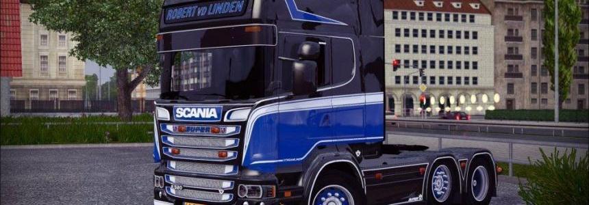 Scania tandem v1.0