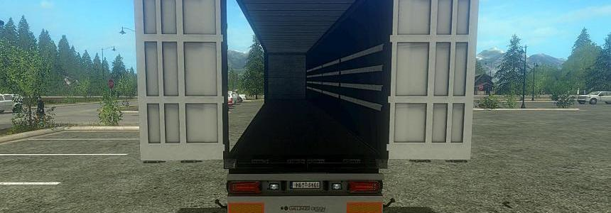Semi-trailer Profi Liner Ultra v1.0 Beta