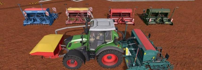 SOWING TANK + 5 SEEDERS PACK v1.0