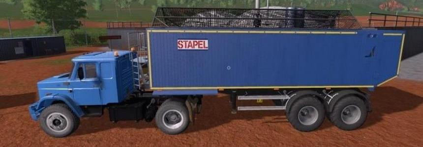 Spannraft Stapel Dolly Mulde v1.0