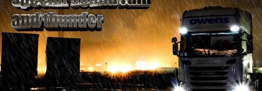 Special Sound Rain and Thunder v1.0