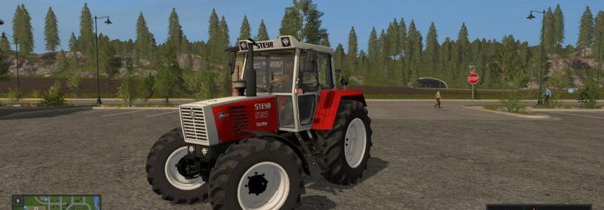 Steyr 8165 v2.0
