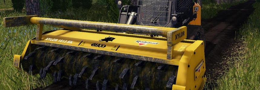 Stump Grinder Rabaud XYLOR v1.0