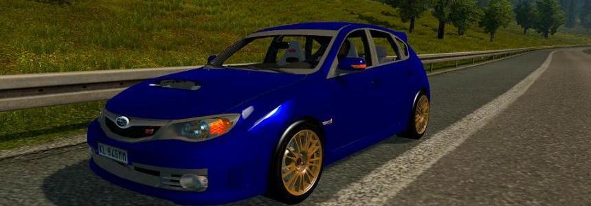 Subaru Impreza WRX STI [1.30x]