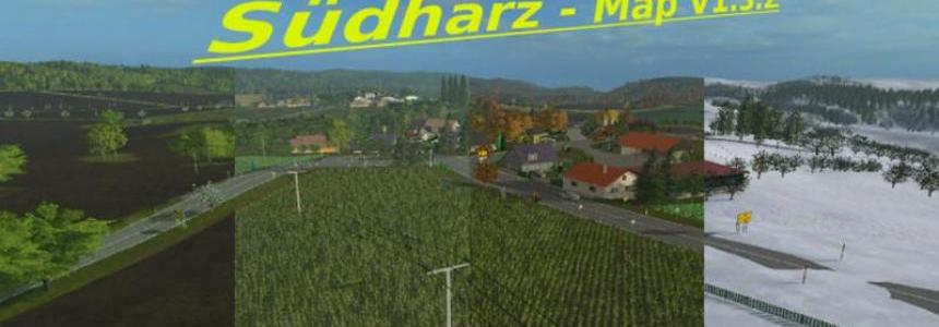 Sudharz Map v1.3.2 (with Seasons)