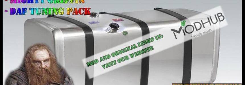 Tanks Extra Fuel by Rockeropasiempre v1.0