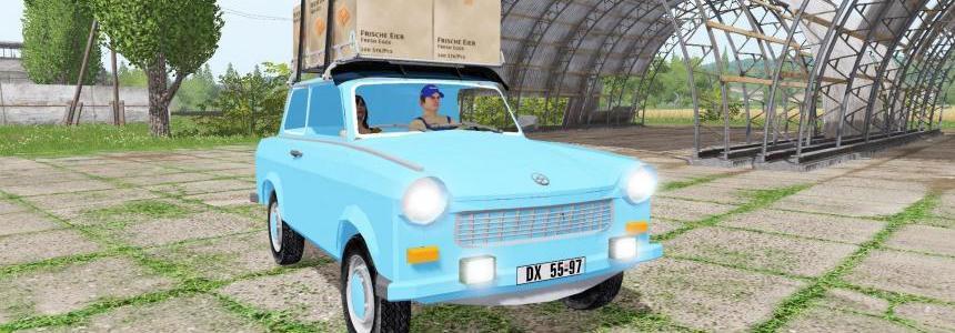 Trabant 601 v1.0