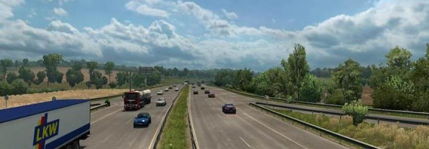 Traffic density and speedlimits v5.2