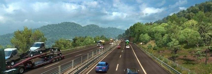 Traffic Density and Speedlimits v5.1 [1.30.x]