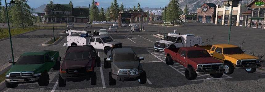 Truck pack release v1.0