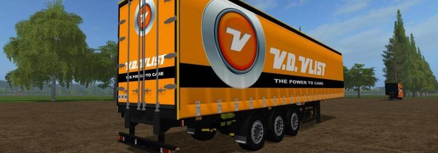 Van der Vlist Trailer Pack 1 v1.0