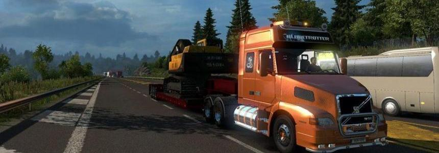 Volvo Truck NH12 edited by Cp_MorTifIcaTioN v1.2