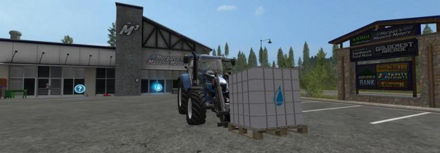 Water Tank v1.0.0.0