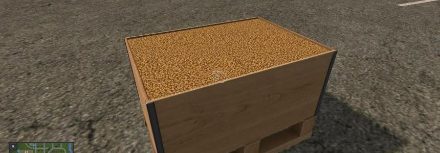 Wheat palette v1.0