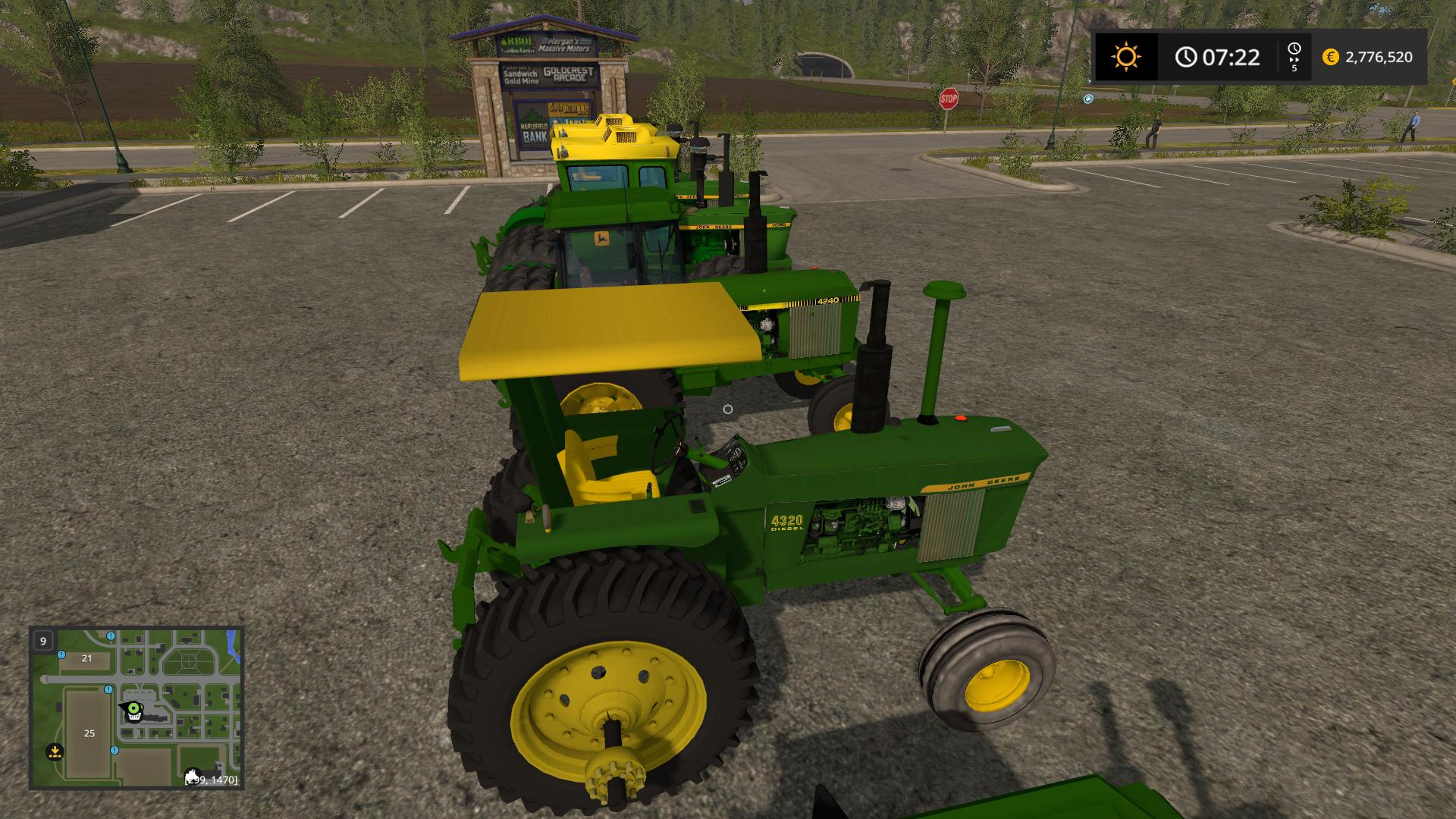 John Deere Old Series v1 0 0 - Modhub us